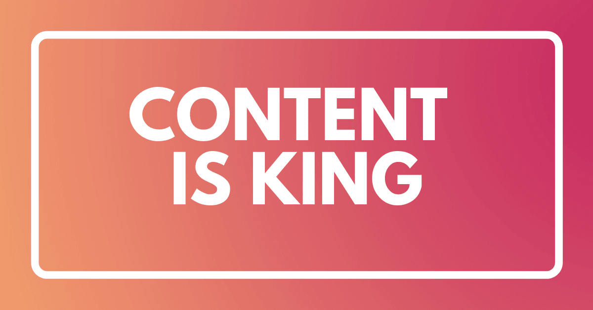 Optimizare SEO: Content is King